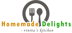 Homemade Delights Logo